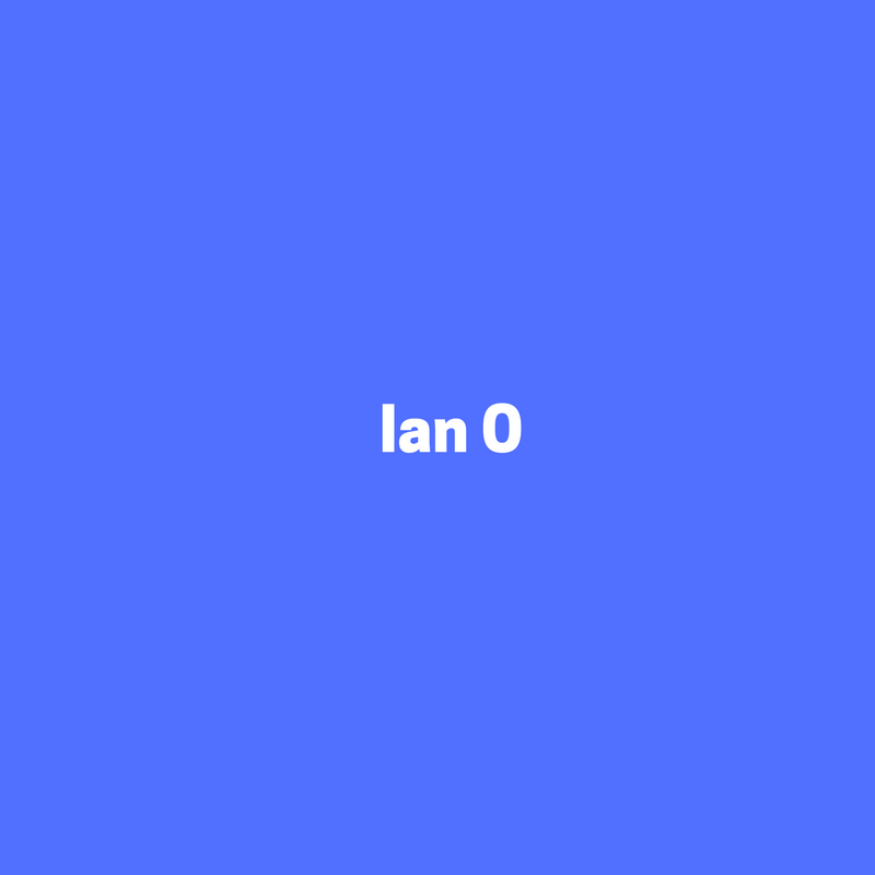 Ian O